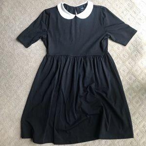 Peter Pan Collar ASOS Maternity Dress